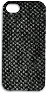 Tribeca Artisan Fabric Hardshell Case for iPhone 5 / 5S - Gray Tweed (FVA7595)