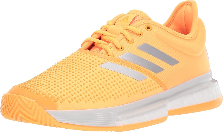 adidas Women's Solecourt Boost W Tennis Shoe