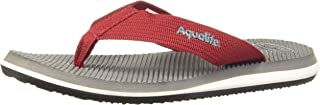 Aqualite Maroon Slippers