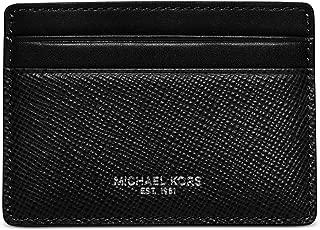 Mens Slim Leather Card Case Wallet