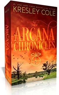The Arcana Chronicles: Poison Princess; Endless Knight; Dead of Winter