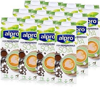 Alpro Alternativa de leche SOYA para profesionales Cartones 12x1ltr