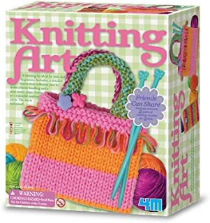 4M Knitting Art Arts & Crafts Toy [00-02753]