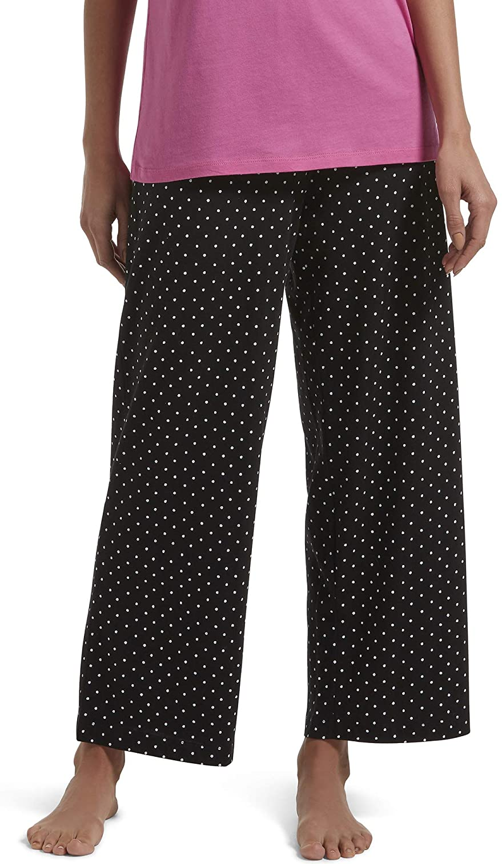HUE Women's quality assurance Printed Knit Pant Sleep Raleigh Mall Long Pajama