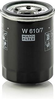 Original MANN FILTER Ölfilter W 610/7 – Für PKW