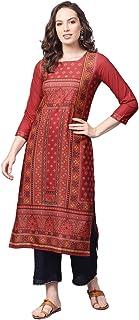 Vaamsi Women's crepe straight Cloth/Fabric