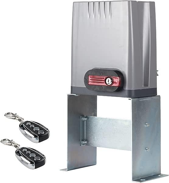 合 Z 滑门机用无线遥控器卷闸电机自动滑门算套件栅栏车道汽车连锁门五金带控制器 1800lbs 门