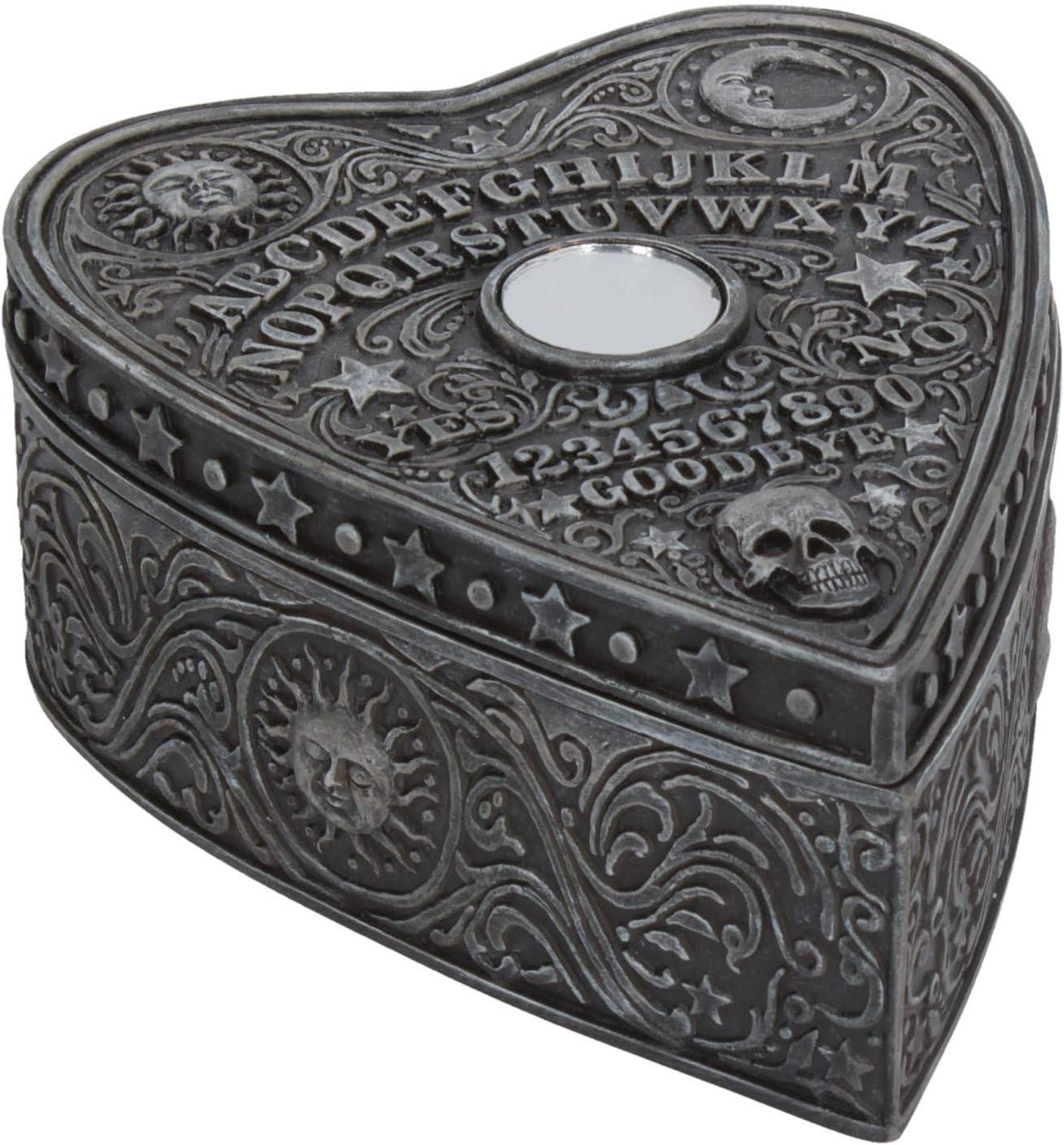 Nemesis Now Dedication Atlanta Mall B4329M8 Spirit Board Black Box 9cm
