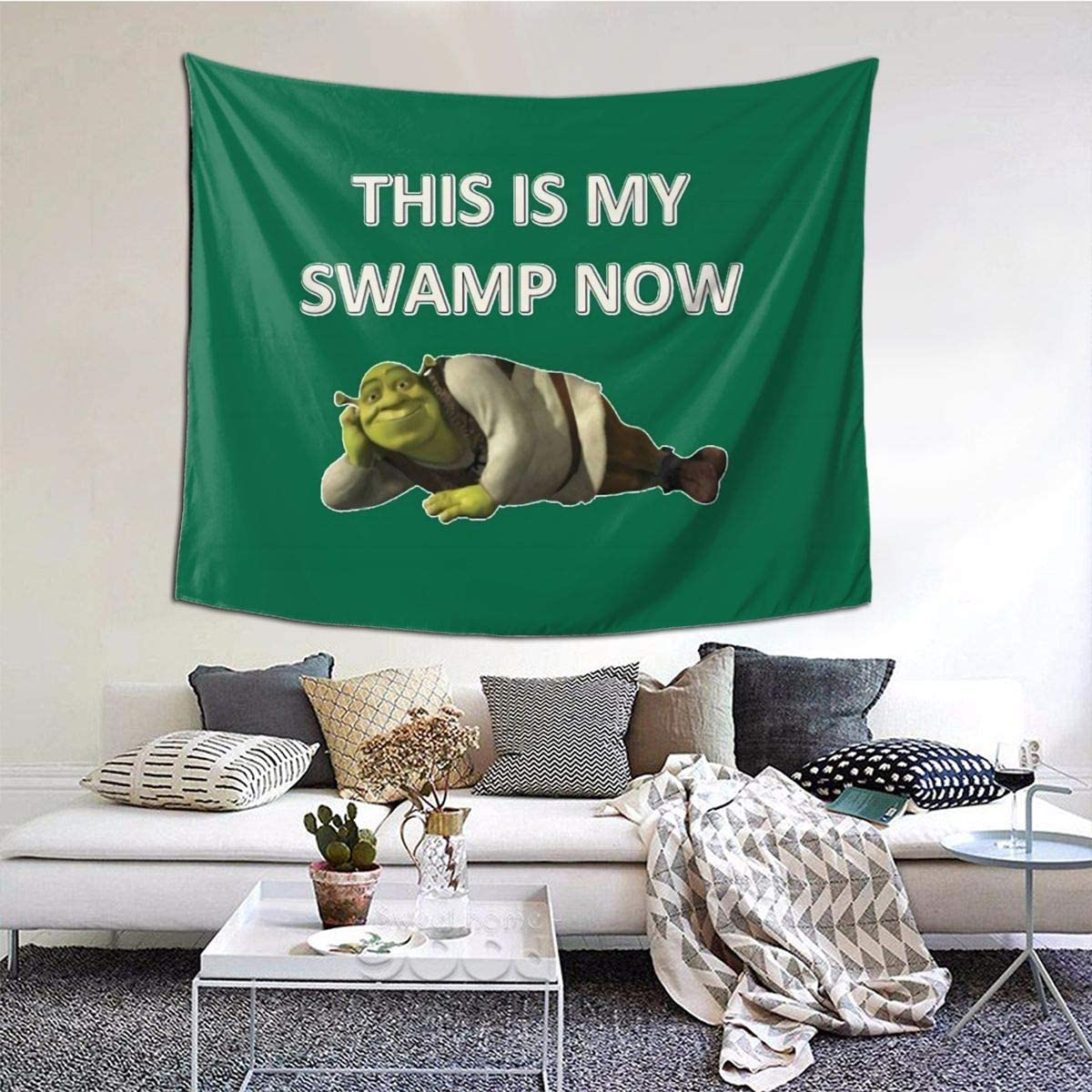 MOONSOON This is My Swamp Now Boutique Tap Minneapolis Mall Wall Hanging 55% OFF Tapestry