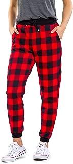 Tipsy Elves Women's Christmas Jogger Pants - Comfy Christmas Jogger Sweats
