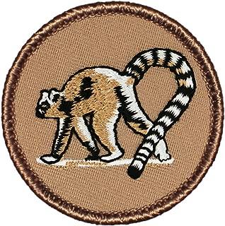 Lemur Patrol Patch - 2