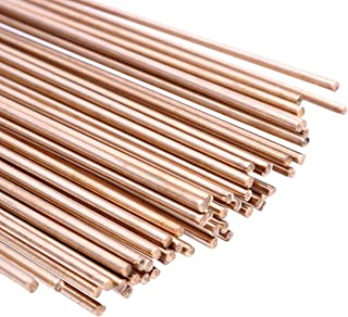 ZhanPing 450g 3 / 32inch Gold Silicon Bronze TIG Welding Rods 91cm Long Rod 2mm Diámetro Accesorios de Soldadura