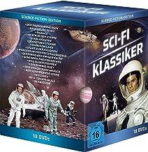Sci-Fi-Box (8 Doppelboxen + Sexmission + SSX7 Panik im All) [18 DVDs]