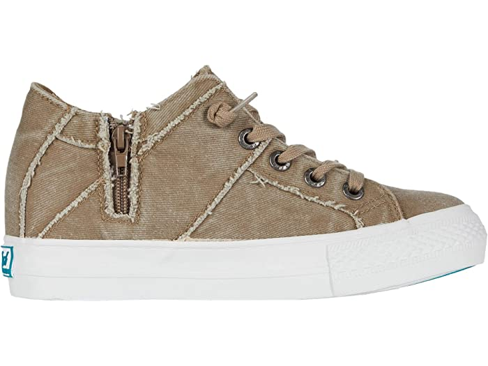 Blowfish Melondrop Taupe Hipster Smoked Twill Sneakers & Athletic Shoes
