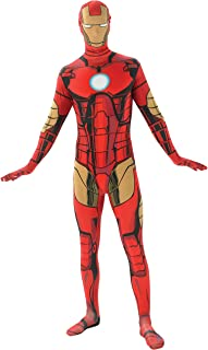 Iron Man 2nd Skin Suit Adult Costume