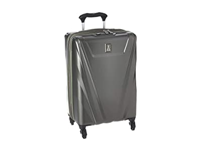 Travelpro 21 Maxlite(r) 5 Expandable Carry-On Hardside Spinner (Slate Green) Luggage