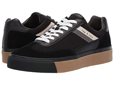 rag & bone RB2 Low Sneaker (Black/Multi) Men