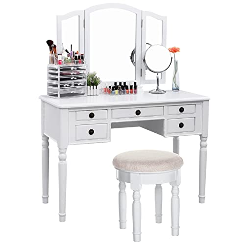 Makeup Vanity With Lights Amazon Com