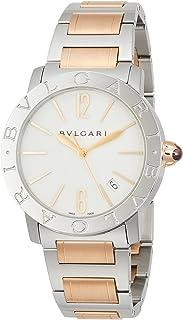 [ブルガリ] 腕時計 ブルガリブルガリ ホワイト文字盤 BBL37WSSPGD レディース 並行輸入品 ピンクゴールド