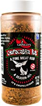 2 Gringos Chupacabra Meat Rub 12 Ounce