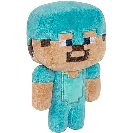 Baby Wolf Minecraft Plush 20cm Long U.K Mainland Seller