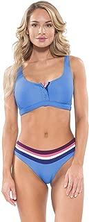 Becca by Rebecca Virtue Women's Refine Classic Bikini Top