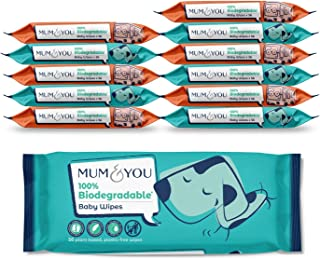 Mum & You 100% Biodegradable Vegan Registered Plastic