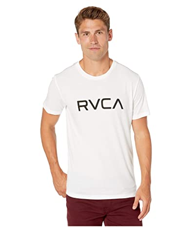 RVCA Big RVCA T-Shirt (White/Black) Men