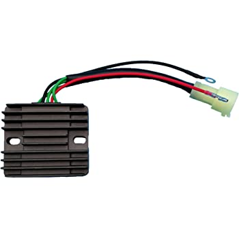 Bruce /& Shark Voltage Regulator Rectifier for Mercury 75-90 HP 4 Stroke 804278A12 804278T11