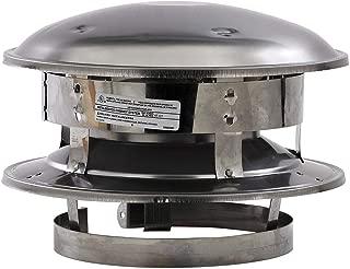 Best wood stove cap Reviews