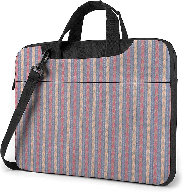 Epushow Cloth Plaid Laptop Bag Cheap sale Max 43% OFF Shoulder 14 Messenger Inch Strap