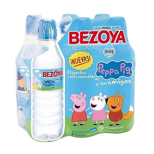 Bezoya - Agua Mineral Natural - Pack 6 x 33 cl