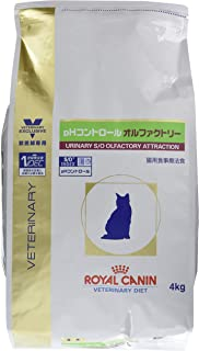 ロイヤルカナン キャットフード 猫用 pHコントロール オルファクトリー 4kg