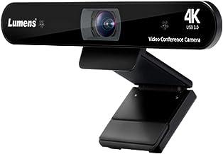 Lumens VC-B11U 4K Video Conference Webcam