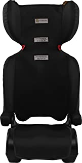 InfaSecure Versatile Folding Booster Car Seat for 4 to 8 Years, Black