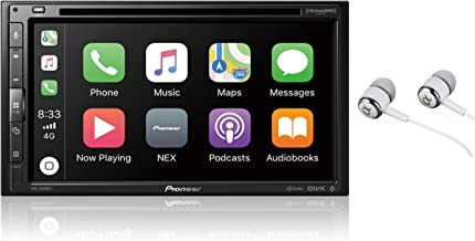 Pioneer AVH-2500NEX Built-in Android Auto and Apple CarPlay Double DIN 6.8