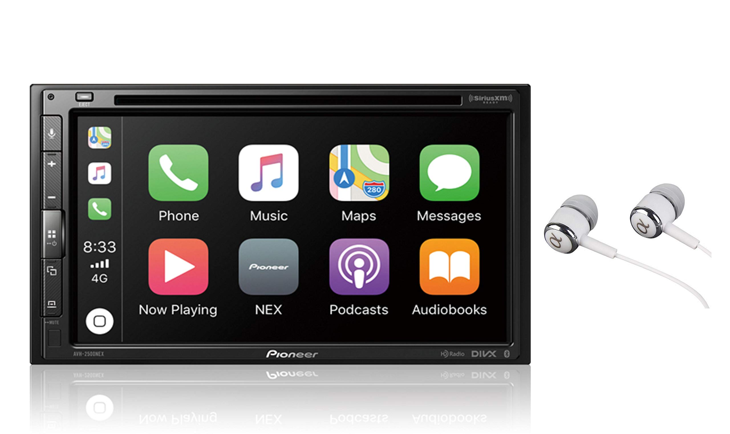 AVHX5700BHS Double DIN SiriusXM Ready Discontinued Manufacturer