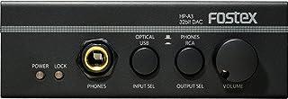 FOSTEX ヘッドホンアンプ 32bit D/A変換器内蔵 ハイレゾ対応 HP-A3