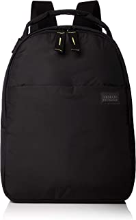 Armani Exchange Backpacks, Men's Backpack, Black (Nero), 40.0x13.5x30.0 cm (B x H T)
