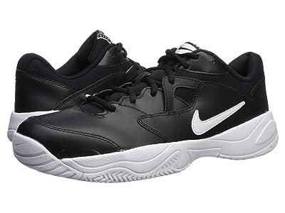 Nike Court Lite 2 (Black/White/White) Men