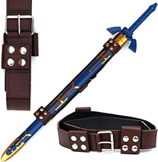 WUUJAU Legend of Zelda Link Master Sword of Time Twilight Princess Replica Sword Standard