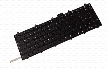 X-Comp - Teclado para MSI Apache Pro GE60, GE70, GT60, GT70, GX60, GX70, GT70 y GT70 (2 Unidades), Color Negro