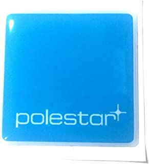 Alstickers! POLESTAR car Sticker, Polyurethane Resin Film 1.18