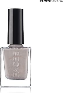 FACESCANADA Nail Enamel Winter Collection, Silver, 9 ml
