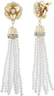 Best tassel earrings pearl Reviews