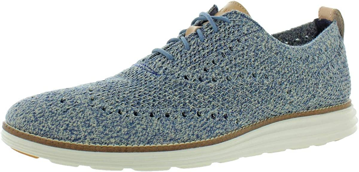 Cole Haan Men's Original Grand Tip Wing Challenge the lowest Ranking TOP5 price of Japan ☆ Stitchlite Oxford
