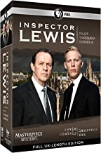 Masterpiece Mystery: Inspector Lewis - Pilot Through Series 6