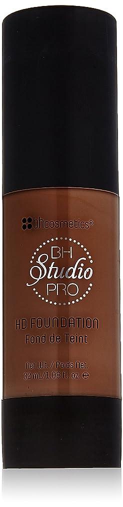 パーティションユダヤ人系統的BHCosmetics BH化粧品メーカーProのHD財団メイク、 シェード130