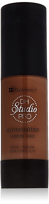 クルーズデンプシー参照BHCosmetics BH化粧品メーカーProのHD財団メイク、 シェード130