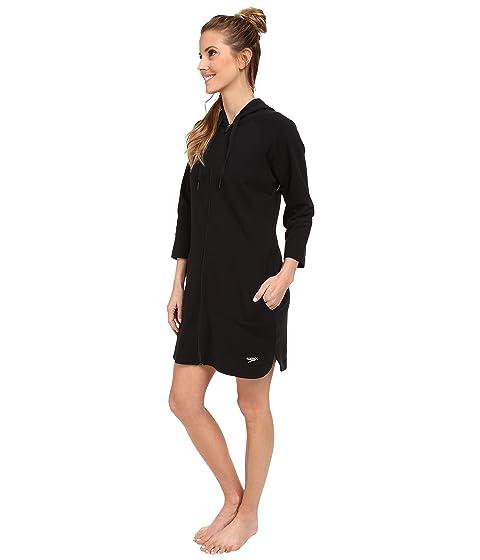 Black Black Aquatic Robe Aquatic Black Speedo Fitness Robe Speedo Speedo Aquatic Fitness Robe Fitness aCd8wqpax